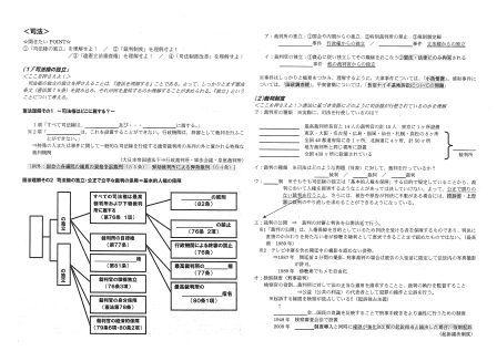 ... プリント PDF ⇒ 司法プリント : 社会 プリント : プリント